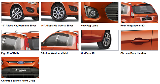 Car Insurance Estimator >> Accessories – Ford Figo – Bhagat Group – Mercedes-Benz, Volkswagen and Ford Car Dealership in ...